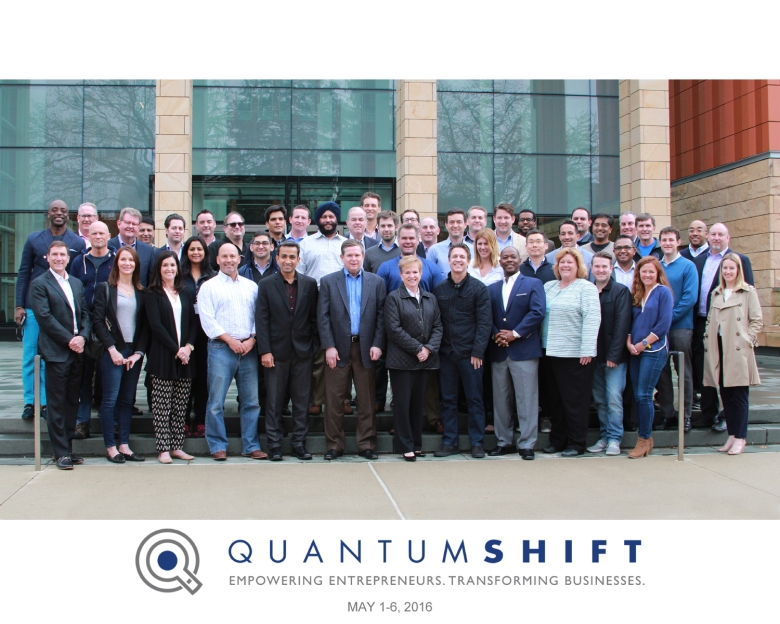 Zell Lurie University of Michigan Ross QuantumShift